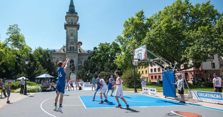 Decathlon B33 Tour 2018 – Pécs
