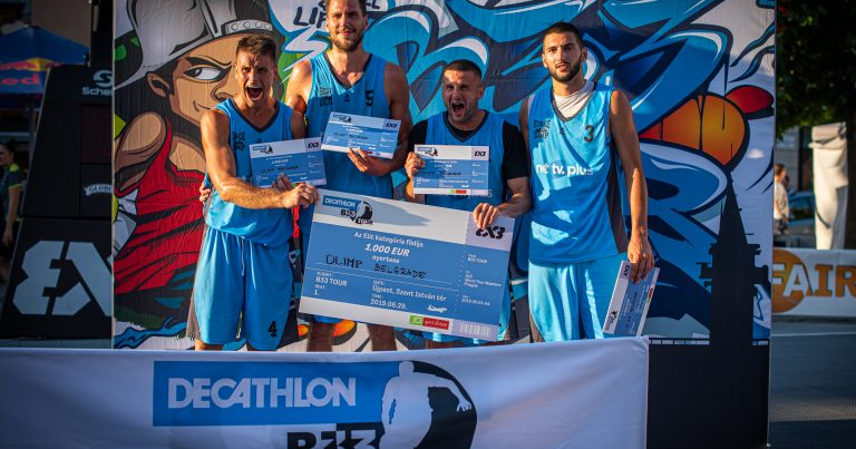 Decathlon B33 Tour Final