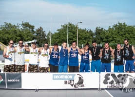 Decathlon B33 Tour – Pécs (2016.05.28.)
