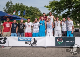 Decathlon B33 Tour – Szeged (2016.06.11.)