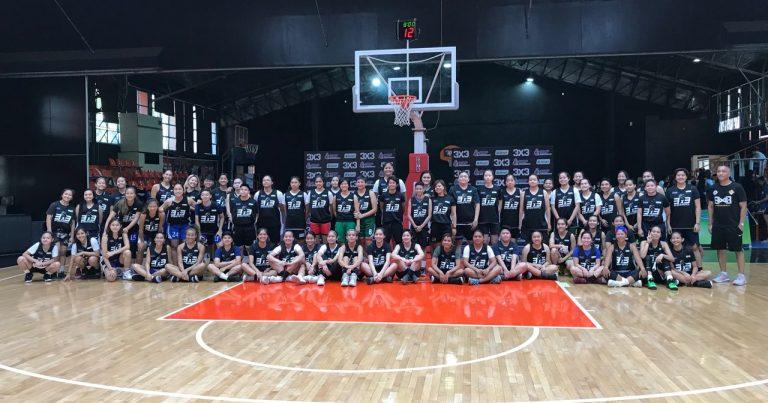 Női 3×3 bajnokság a Fülöp-szigeteken
