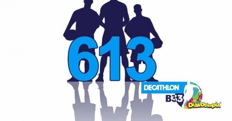 B33 Diákolimpia: Nevezés lezárult, hamarosan kezdődnek a megyei tornák
