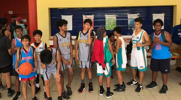 Ifjúsági 3×3 torna Fidzsin