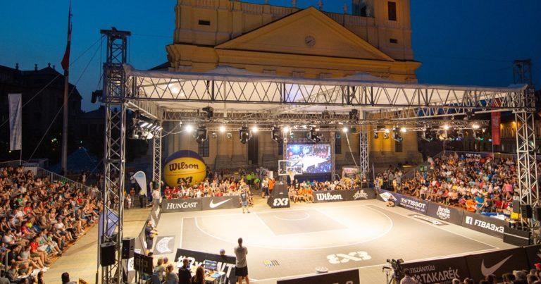 Debrecenben lesz az utolsó 3×3 olimpiai selejtező