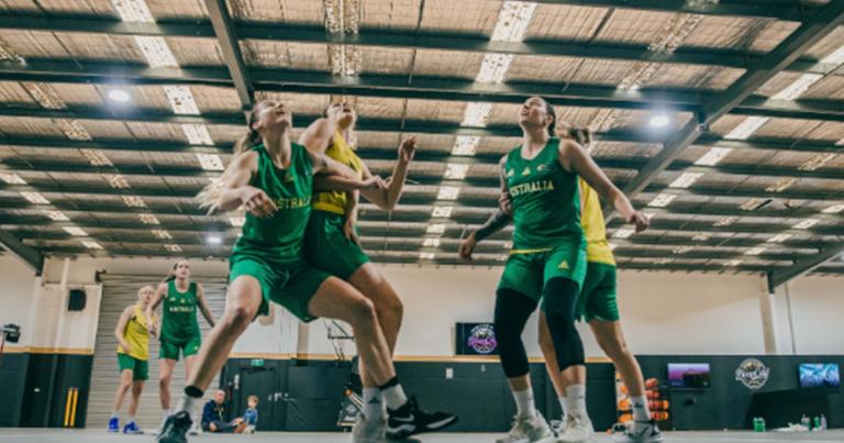 Alakul az ausztrál 3×3 női válogatottkeret